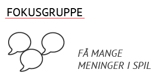 interview guide fokusgruppe