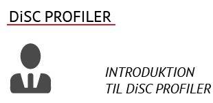 DiSC Profiler - BusinessAntropologens værktøjskasse