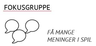 Fokusgruppe | BusinessAntropologens værktøjskasse